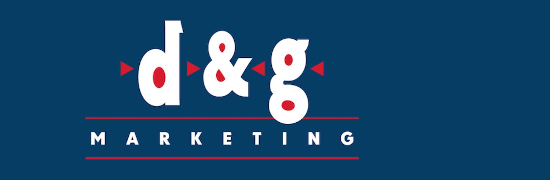 D&G Marketing logo image banner
